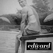 This is the restaurant logo for The Edward