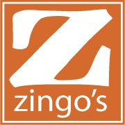 This is the restaurant logo for Perrysburg : Zingos
