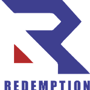 This is the restaurant logo for Redemption
