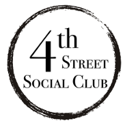 This is the restaurant logo for 4th Street Social Club