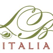 This is the restaurant logo for La Bella Italia