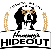 This is the restaurant logo for Hammy's - St. Michaels
