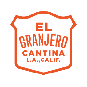 This is the restaurant logo for El Granjero Cantina