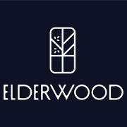 This is the restaurant logo for The Elderwood