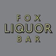 This is the restaurant logo for Fox Liquor Bar