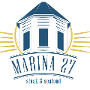 Restaurant logo for Marina 27 Steak and Seafood