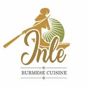 This is the restaurant logo for Inle Burmese Cuisine
