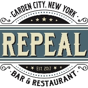 This is the restaurant logo for Repeal