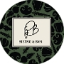 Restaurant logo for PB Bistro and Bar