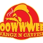 Restaurant logo for Ooowwweee Wangz N Catfish
