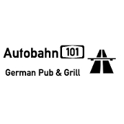 This is the restaurant logo for Autobahn 101