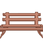 This is the restaurant logo for The Bench