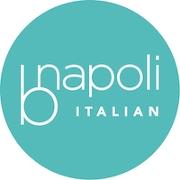 This is the restaurant logo for Bnapoli Italian