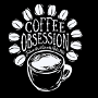 Restaurant logo for Coffee Obsession