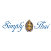 This is the restaurant logo for Simply Thai