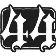 This is the restaurant logo for 44 Canteen