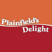 This is the restaurant logo for Plainfield's Delight