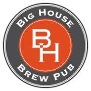 This is the restaurant logo for Big House Brew Pub
