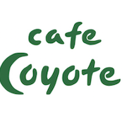 This is the restaurant logo for Cafe Coyote