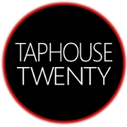 This is the restaurant logo for TAPHOUSE TWENTY