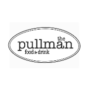 This is the restaurant logo for The Pullman - Glenwood Springs TOASTNOW (Churned)