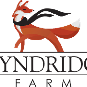 This is the restaurant logo for Wyndridge Farm