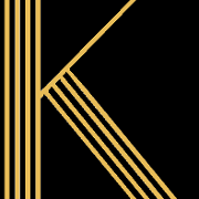 This is the restaurant logo for The Kennedy