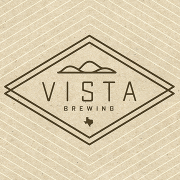 This is the restaurant logo for Vista Brewing