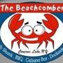 Restaurant logo for Beachcomber