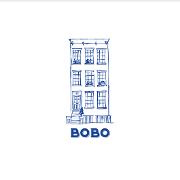 This is the restaurant logo for Bobo