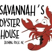 This is the restaurant logo for Savannah's Oyster House