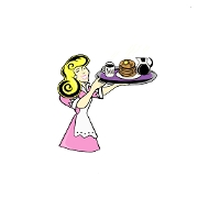 This is the restaurant logo for J&M Diner, Inc.