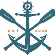 This is the restaurant logo for Atlantic Social