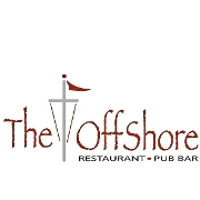 This is the restaurant logo for The Off Shore Restaurant