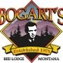 Restaurant logo for Bogart's