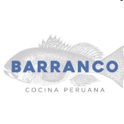 This is the restaurant logo for Barranco