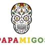Restaurant logo for Papamigos