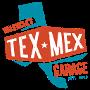 Restaurant logo for Valencia's Tex - Mex Garage