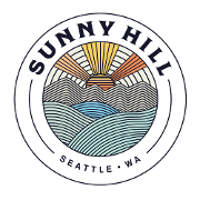 This is the restaurant logo for Sunny Hill