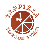 This is the restaurant logo for Tappizza