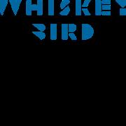 This is the restaurant logo for Whiskey Bird & Little Bird