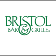 This is the restaurant logo for Bristol Bar and Grille