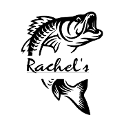 This is the restaurant logo for Rachel's Waterside Grill