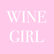 This is the restaurant logo for Wine Girl