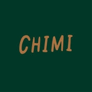 This is the restaurant logo for Chimi