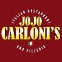 Restaurant logo for JoJo Carloni's Italian Restaurant & Pizzeria