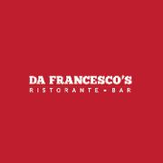 This is the restaurant logo for Da Francesco's Ristorante & Bar