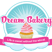 This is the restaurant logo for Dream Bakery