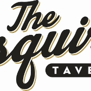 This is the restaurant logo for The Esquire Tavern