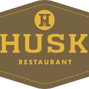 This is the restaurant logo for Husk